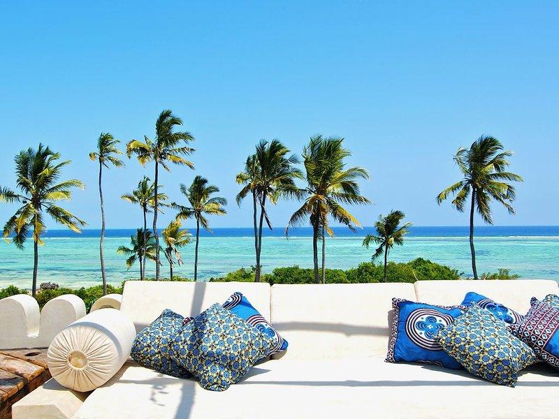 SPICES RETREAT - One Bedroom Resort, Sleeps 2, vacation rental in Matemwe