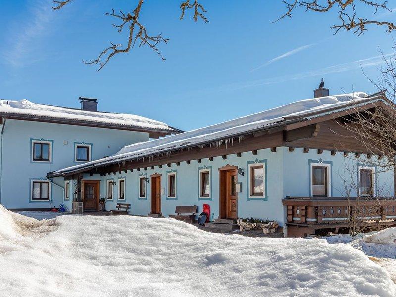 Spacious Apartment in Mittersill near Ski Area, location de vacances à Mittersill