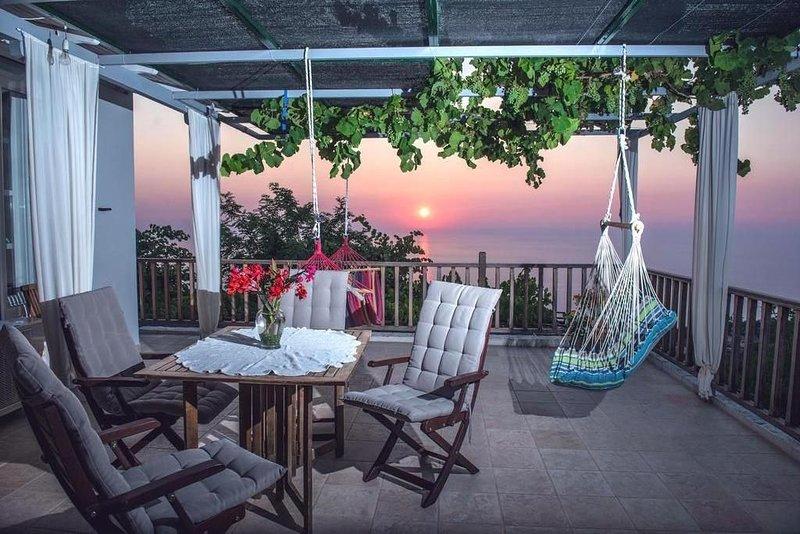 VILLA MATULA Apartment SELINI, holiday rental in Exanthia