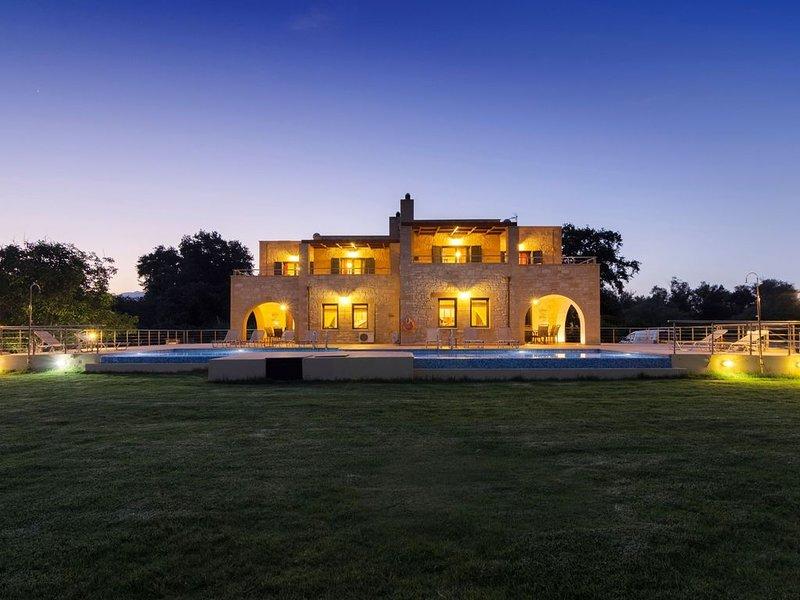 Kalives Orchard Villas, vacation rental in Kalyves