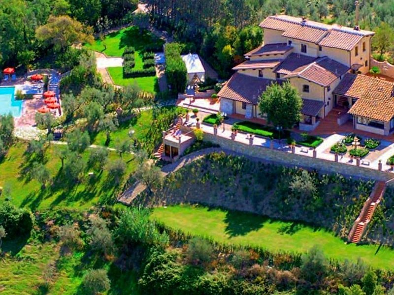 Splendid Holiday Home in Florence with Swimming Pool, holiday rental in Impruneta