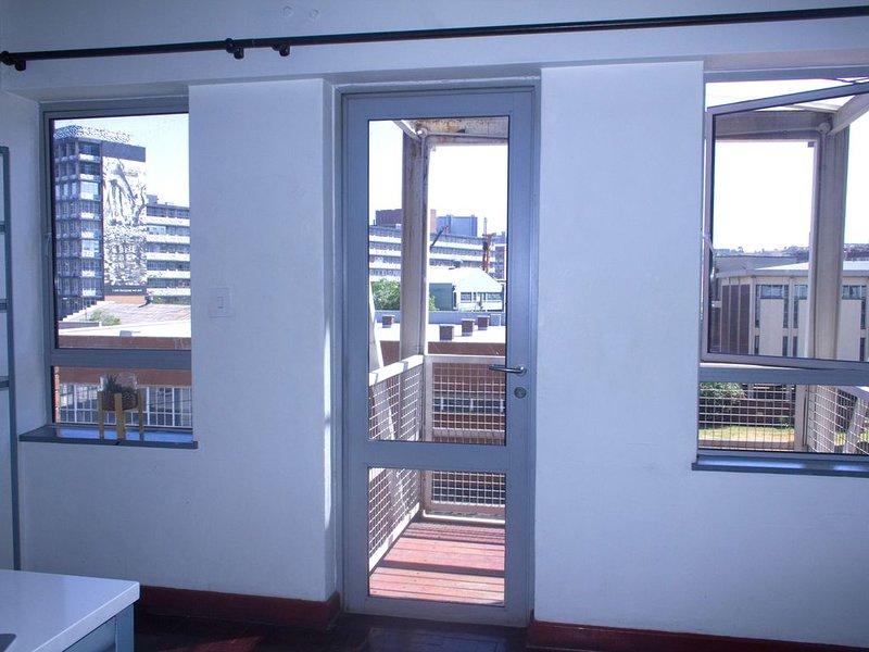 Industrial Escape in Maboneng, vacation rental in Johannesburg