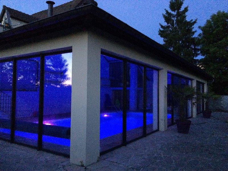 Gîte Le Lodge - near to vineyards, holiday rental in Saint-Sernin-du-Plain