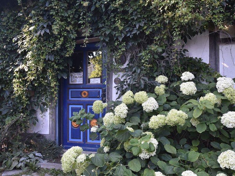 Beautiful Child-friendly Apartment in Retschow, holiday rental in Rosenhagen