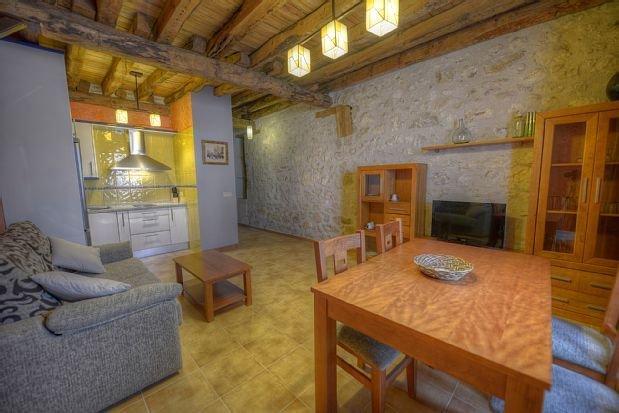 Apartamentos El Encinar para 2 personas, casa vacanza a Aguilafuente