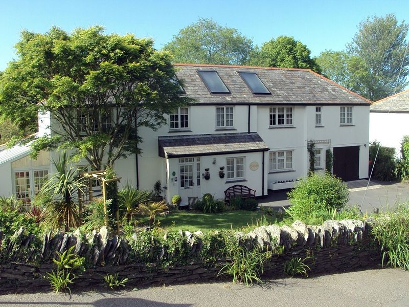 Orchard Lodge, BOSCASTLE, holiday rental in Boscastle