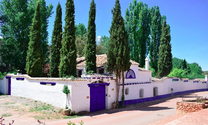Casa rural (alquiler íntegro) Venta del Celemin para 10 personas, casa vacanza a Argamasilla de Alba
