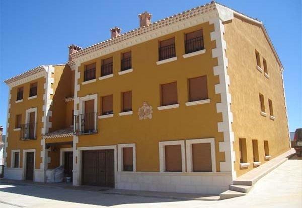 Apartamento rural El Mirador de la Serrania para 4 personas, alquiler vacacional en Fuertescusa