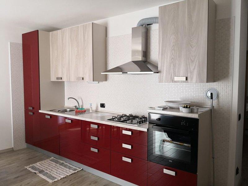 Appartamento Adamello a Tione di Trento, holiday rental in Stenico