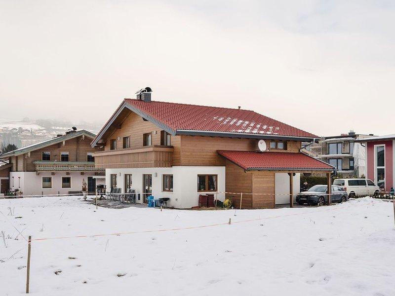 Cozy Holiday Home in Salzburg near Ski Area, location de vacances à Mittersill