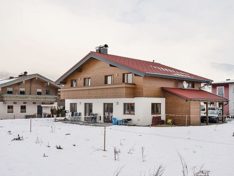 Modern Holiday Home in Mittersill with Garden, location de vacances à Mittersill