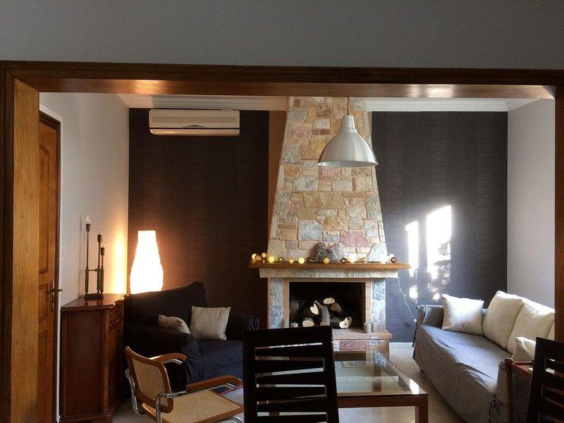 tres belles maison en Grece, holiday rental in Nea Makri