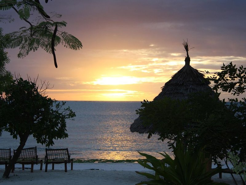 Dream House on the Beach, holiday rental in Jambiani