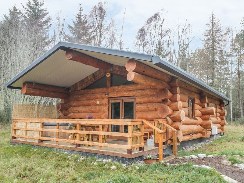 Heron Lodge, NORTH KESSOCK, holiday rental in Tore