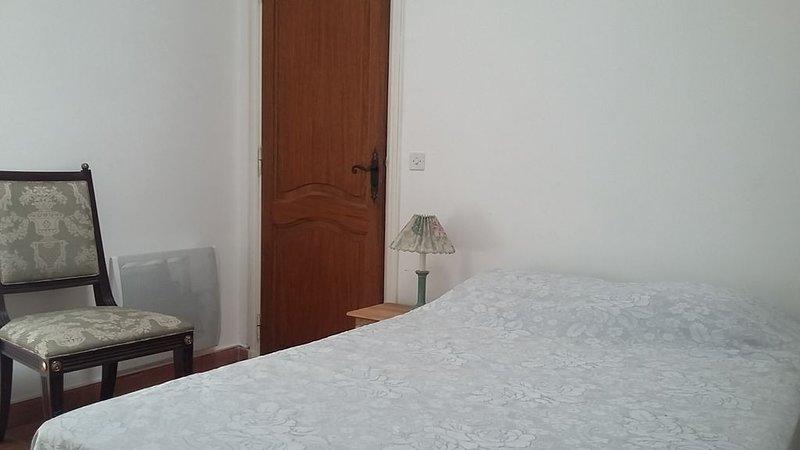 Appartement indépendant dans maison individuelle Golfe de Saint Tropez, alquiler de vacaciones en La Mole