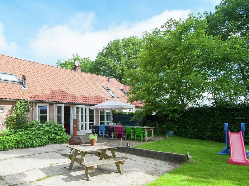 Restored back building of a farm., holiday rental in Veenhuizen