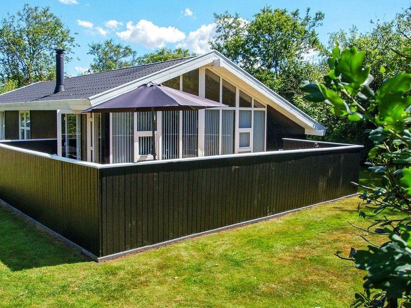 Picturesque Holiday Home in Hemmet with Sauna, aluguéis de temporada em Skjern