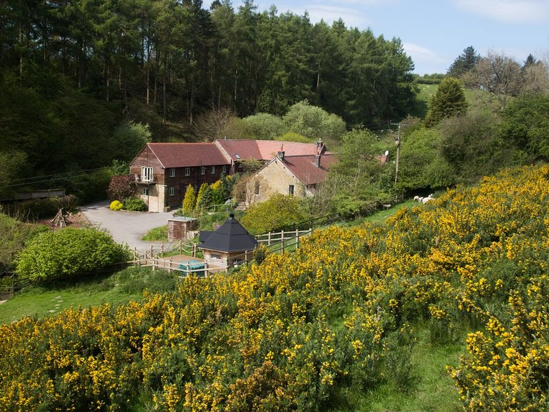 Pinstones Cottage, DIDDLEBURY, holiday rental in Diddlebury