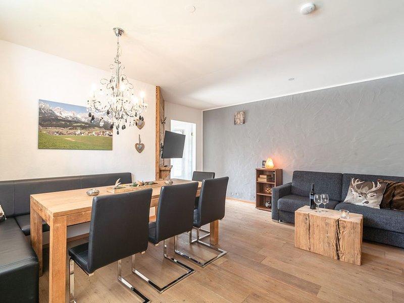Cozy Apartment in Ellmau with Garden, aluguéis de temporada em Going am Wilden Kaiser
