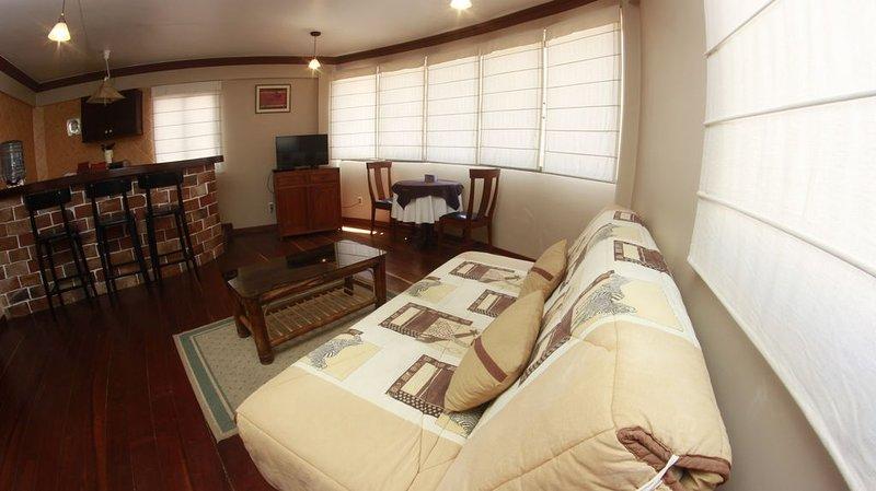Dapartamento Único, vacation rental in La Paz
