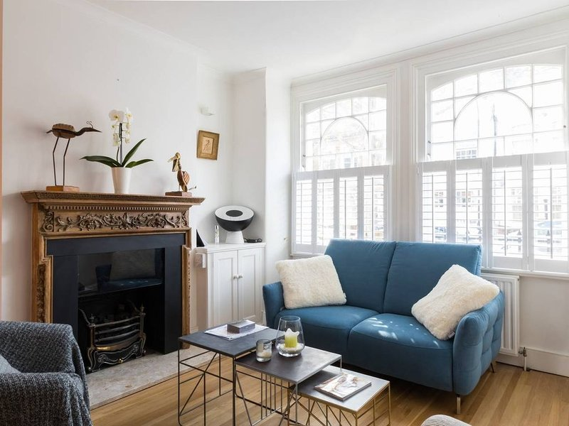 Long Stay Discounts - Fabulous 4Bed House, Fulham, Ferienwohnung in Hounslow