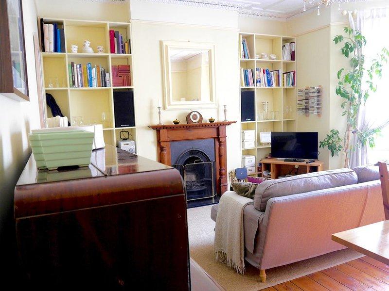 One bedroom Garden Apartment in Tulse Hill, casa vacanza a Thornton Heath