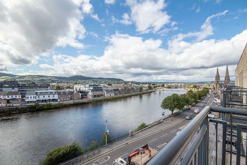 The best views in Inverness of the River Ness, vacation rental in Inverness