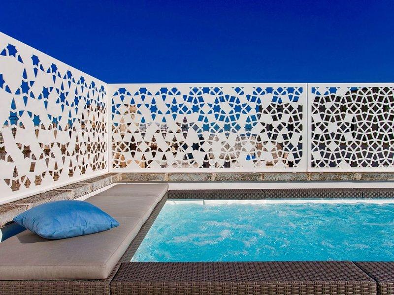 Corte dei Florio Lecce BRONZO Luxury apartment, vacation rental in Giorgilorio