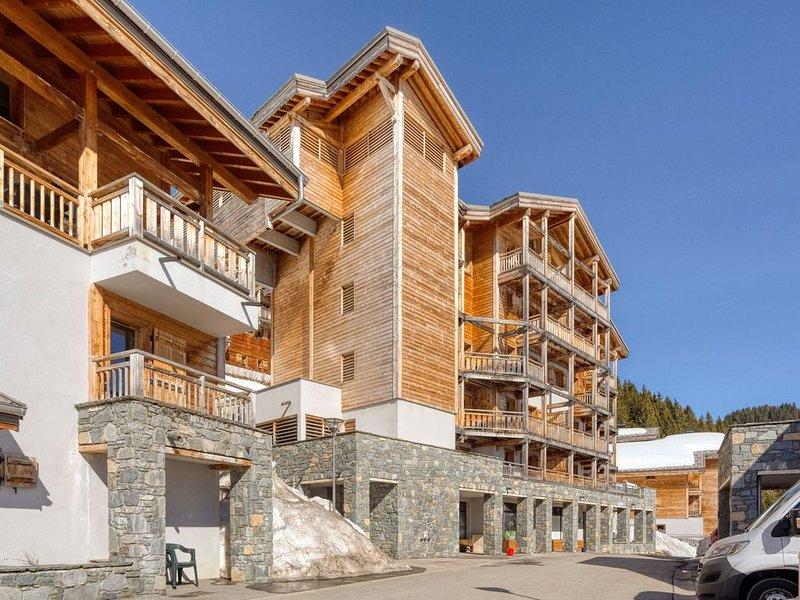Authentic apartment located in the Le Grand Massif ski area, casa vacanza a Araches-la-Frasse