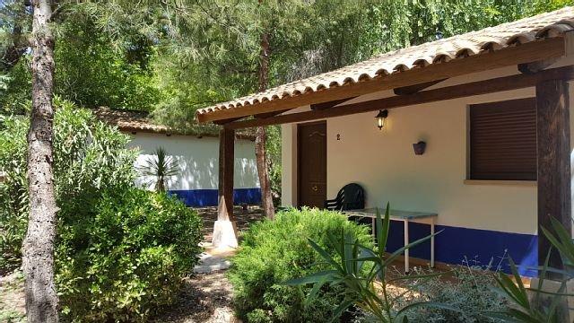 Casa rural (alquiler íntegro) Complejo Los Arenales para 2 personas, alquiler vacacional en Almagro