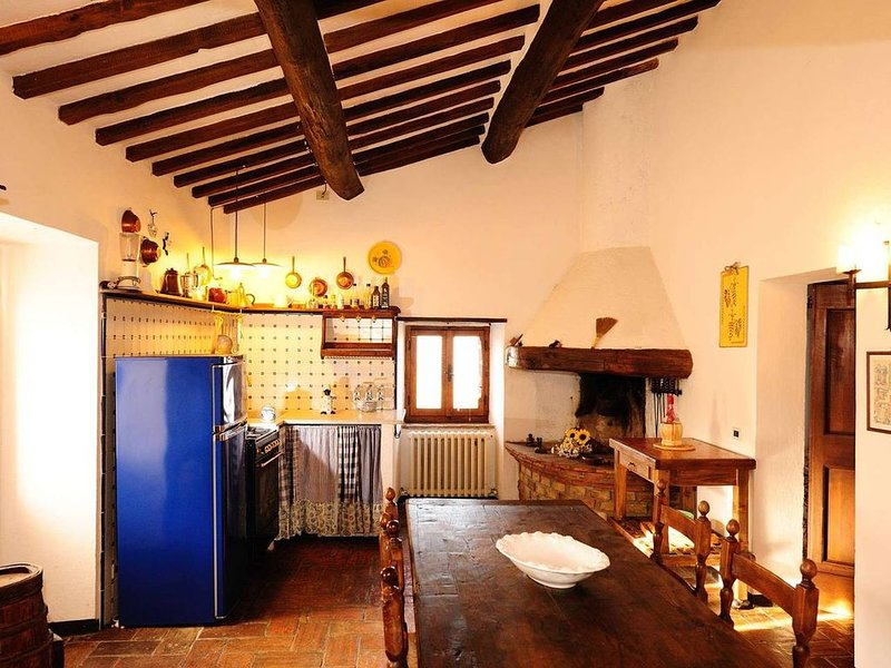 3 bedroom Cortona villa, holiday rental in Montalla