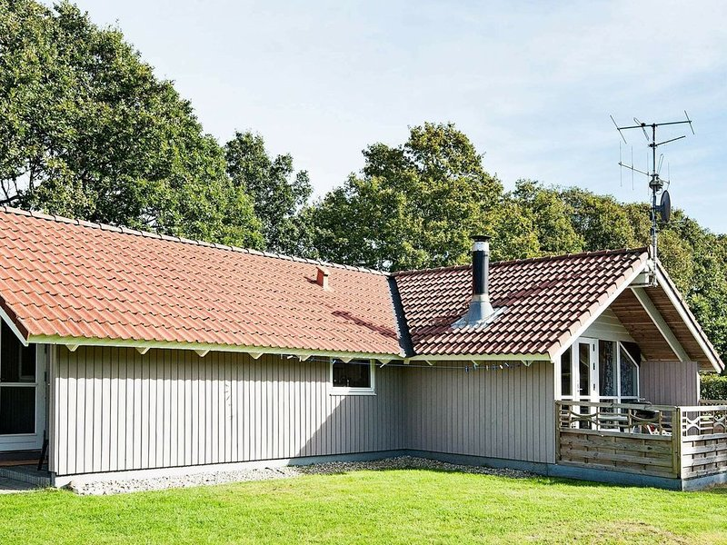 Comfortable Apartment in Ansager with Sauna, holiday rental in Hovborg