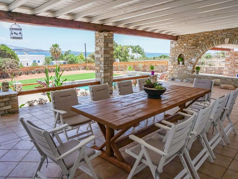 Ostria villa antiparos, holiday rental in Pounta