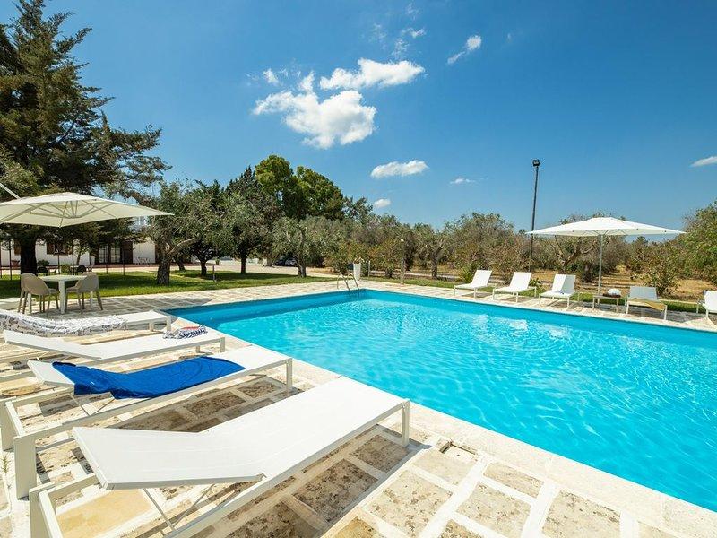 Villa Topazio - Poggiardo, casa vacanza a Sanarica