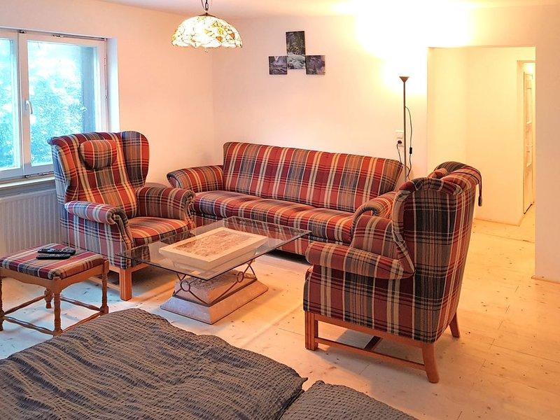 Quaint Apartment in Upper Harz in Wildemann with Views, holiday rental in Wildemann