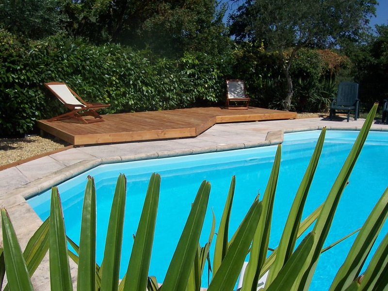 villa  PROMO  1400€ au lieu de 1500€ contact direct sans frais homeli **********, vacation rental in Saint-Genies-de-Malgoires