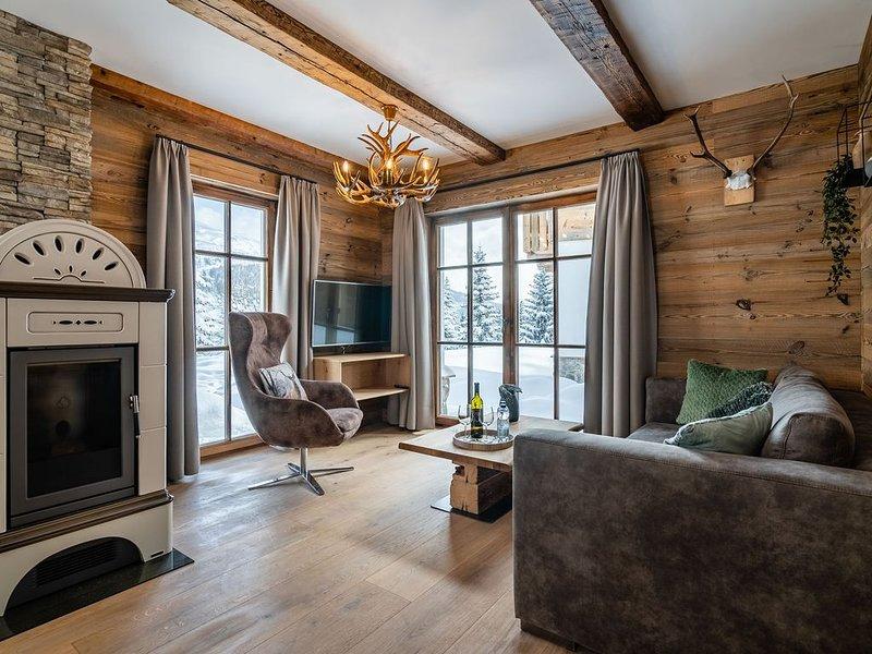 Secluded Chalet in Salzburg with Sauna, holiday rental in Rennweg