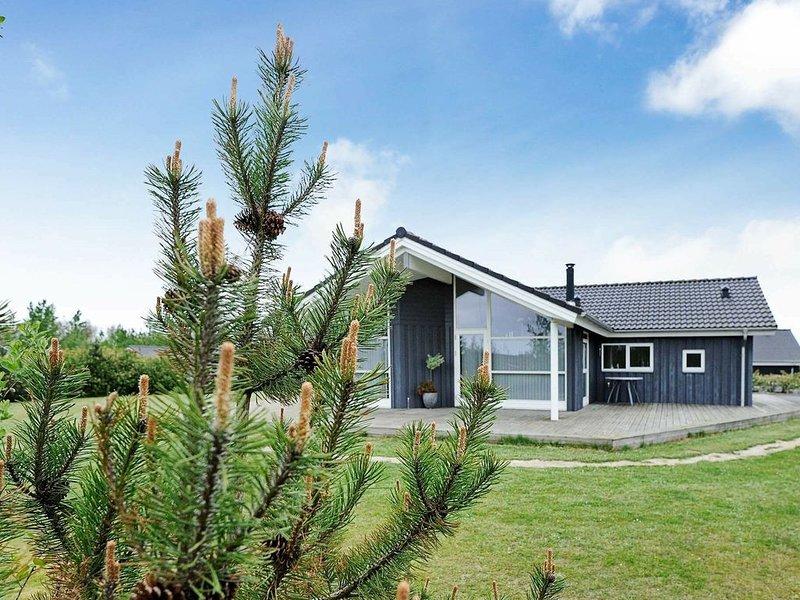 Stylish Holiday Home in Hemmet with Sauna, Ferienwohnung in Noerre Nebel