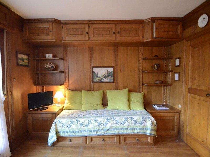 Accogliente appartamento con terrazza vista Tofana, alquiler de vacaciones en Misurina