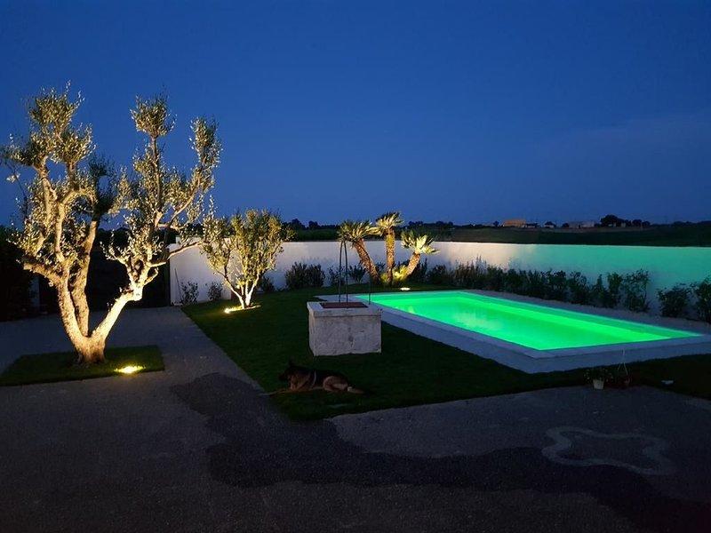 VIlla Brancasi con piscina, vacation rental in Brindisi