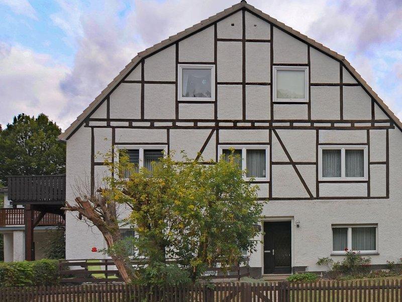 Cozy Apartment in Marsberg with Lawn, vacation rental in Marsberg
