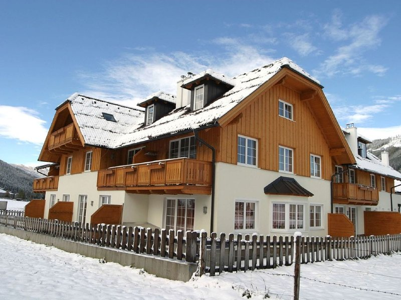 Modern Apartment in St. Margarethen with Mountain View, vacation rental in St. Margarethen
