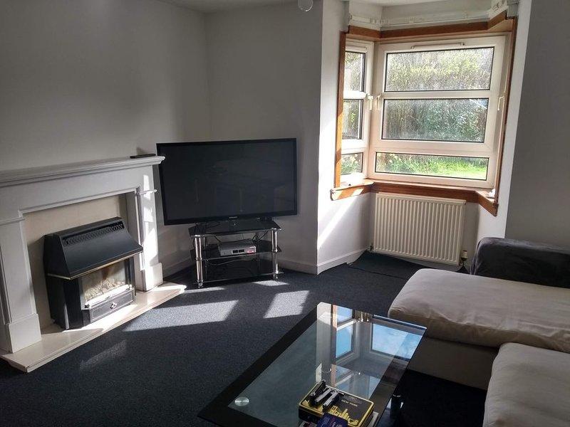 Ground floor Flat in Bearsden, holiday rental in Bearsden