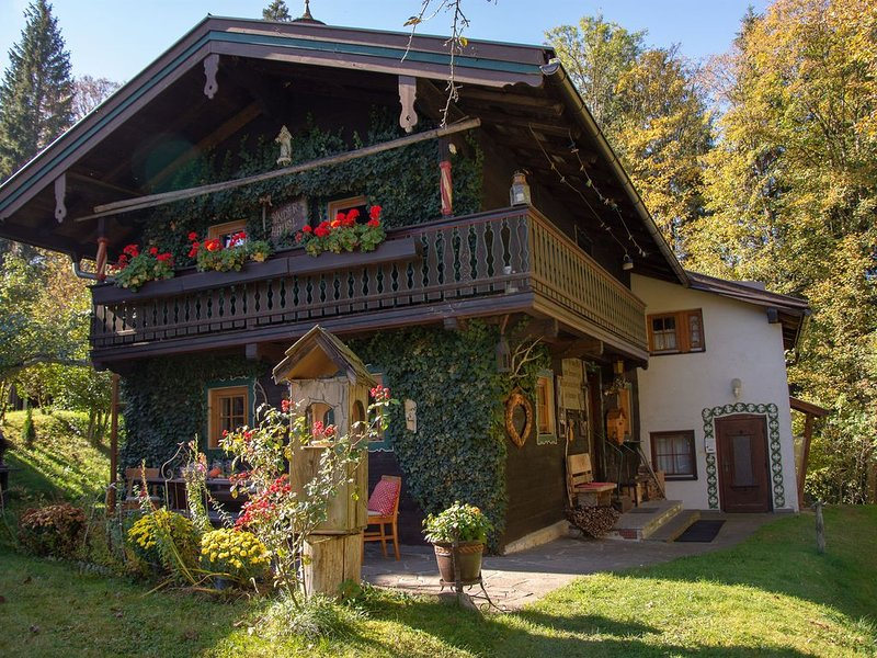 Cozy Holiday Home in Thiersee near Forest, holiday rental in Thiersee