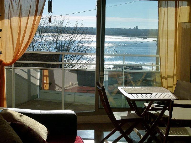 Très joli T2 3* de 44m², au bord de l'eau dans un endroit de charme à Arcachon, alquiler vacacional en Arcachon