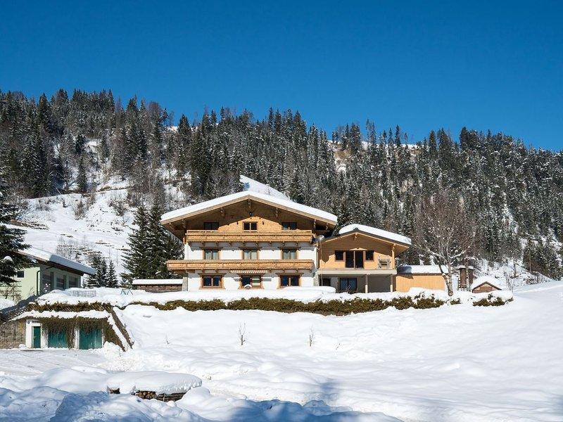 Peaceful Apartment in Radstadt Salzburg near Ski Area, holiday rental in Filzmoos