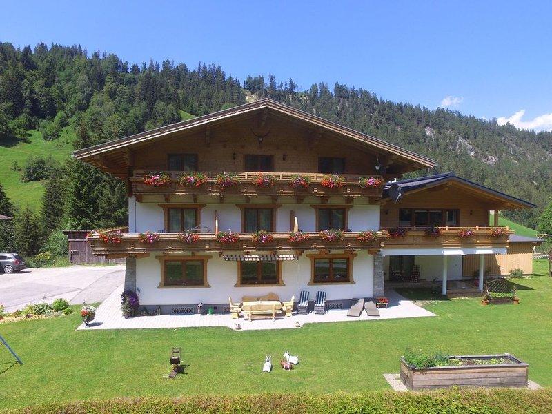 Peaceful Apartment in Radstadt Salzburg near Ski Area, holiday rental in Untertauern