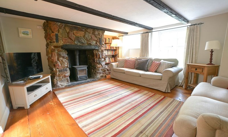 Berry Cottage Croyde | 4 Bedrooms | Sleeps 7-9 | Dog Friendly, casa vacanza a Saunton