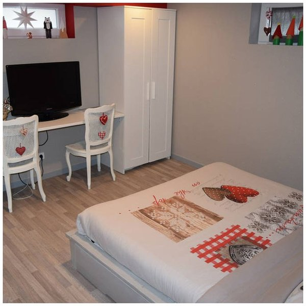 Résidence au 'Charron de Geis'pitz', vacation rental in Lingolsheim