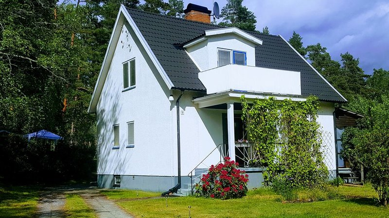 Typical Smålands house close to nature, vacation rental in Jarnforsen